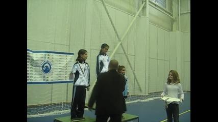 Atanaska Ryseva grabva zlatoto 2009