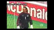 Ronaldinho^best^goal - Brazil Vs England