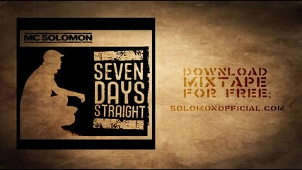 Mc Solomon ft Mic Righteous Politics (7 Days Straight) mixtape