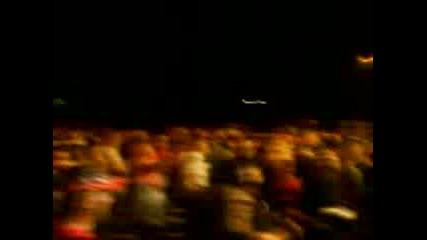 Концертът На Бтр В Монтана - Цвете от луната /15.06.08/