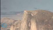 Big Yosemite Rock Fall Alters Climbing Route on Half Dome
