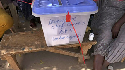 Chad: Voters cast ballots in election as President Deby seeks sixth term after three-decade rule