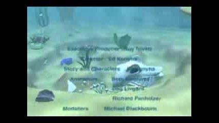 3d Pixar: Something Fishy