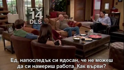 Anger Management - Сезон 1 Епизод 9 + Subs