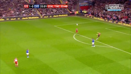 Liverpool 1- 0 Everton _ 13.03.2012 _ (s. Gerrardgoal) _ Hq