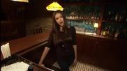 Нина Добрев ни разхожда зад кулисите на The Vampire Diaries