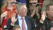 Ман. Юнайтед - Челси all goals 18.09.11