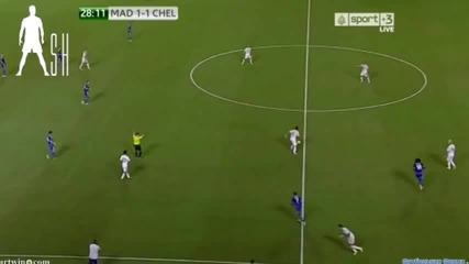 Cristiano Ronaldo Vs Chelsea Away Hd