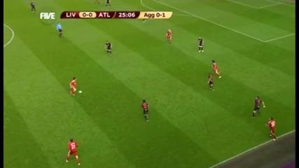 Има ли отбор, който може да направи такава атака освен Liverpool 29.04.2010