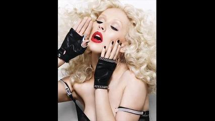 Christina Aguilera - Not myself tonight (instrumental)