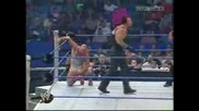 Smackdown.04.09.2003 - Kurt Angle Vs Undertaker