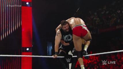 Randy Orton vs. Cesaro - финал
