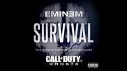 Еминем се завърна ! - Survival (audio Only)