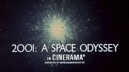 2001_ A Space Odyssey (1968) - Trailer