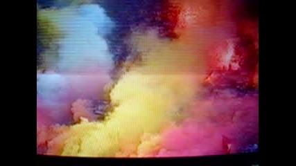 Рома - Лацио 95/96 - Ултрасите На Рома