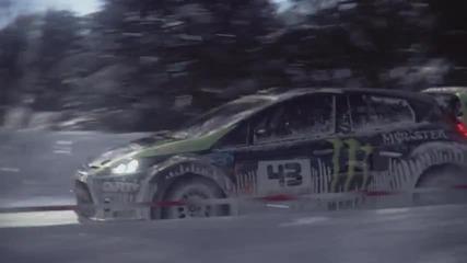 Dirt 3 Trailer - Monster Energy