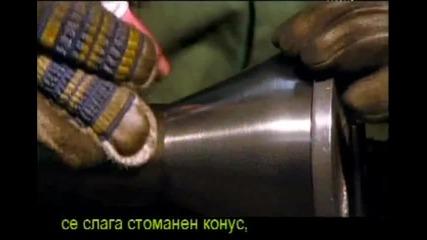 Как се прави - Кормилни колони за хот-род - S13e05 - с Бг субтитри