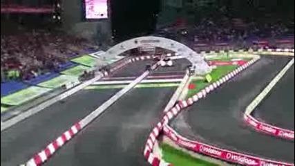 Kimi Raikkonen vs Ken Block