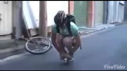 Най-якото колело Смях
