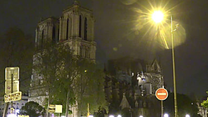 France: Fire fighters bring Notre Dame blaze under control