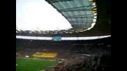 Arsenal Fans Singing Champs League Final 06