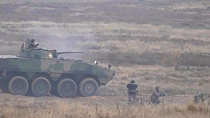 Poland: NATO's 2018 Anakonda drills underway in Drawsko Pomorskie