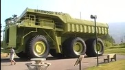 лесовоз Biggest Truck in the World Titan Kamion