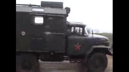 Ето Това е Руската Машина Зил Offroad