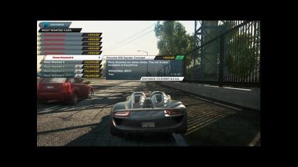 Печелене на Lamborghini Aventador в най-новия Most Wanted