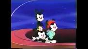 Аниманиаци - Реклама със Семейство Джетсън