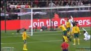 Англия 4:0 Литва 27.03.2015