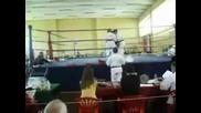az vs stef4o tyrnir po kyokushin karate sofia 2009