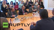 Russia: 'Western countries must take responsibility for Libyan chaos' - Libyan PM tells Lavrov