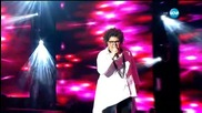 Александрина Макенджиева - The Best - X Factor Live (26.11.2015)