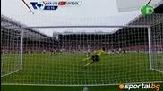 Хеттрик На Бербатов Манчестър Юнайтед 3 - 2 Ливърпул 19.09.10