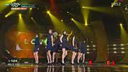 181.0610-4 Lovelyz - Destiny, Music Bank E840 (100616)