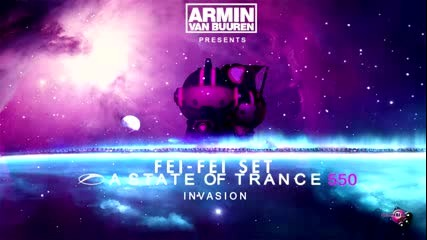 A State Of Trance 550 - Fei- Fei - Los Angeles -(17.03.2012)