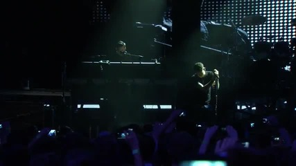Linkin Park - Rolling In The Deep (adele Cover - Live)