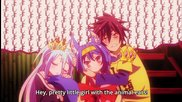No Game No Life Episode 8