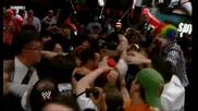 Cm Punk печели титлата на Wwe - Survivor Series 2011 vs. Alberto Del Rio
