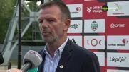 Стойчо Младенов: Радвам се, че издържахме на напрежението