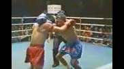 боксьори се държат като педераси на ринга