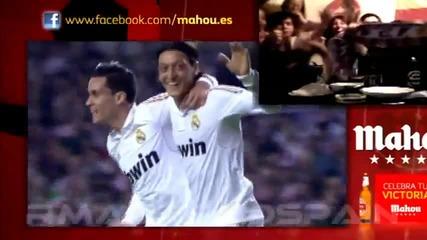Реал Мадрид е шампион на Испания след 3-0 срещу Билбао