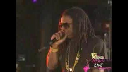 Nicole Scherzinger feat. Lil Wayne - Whatever (MTV VMA 2007)