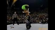 The Hurricane vs. Tajiri (wwf Cruiserweight Championship Match) - Wwf Heat 24.02.2002