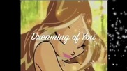 winx flora dreaming
