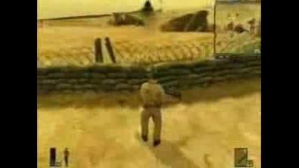 Пародия На Battlefield 1942 & Eminem