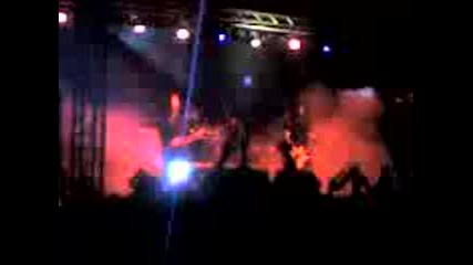 Ill Nino - How Can I Live Live In Sofia!