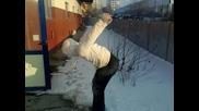 Малко смях в мнмого сняг.. (бозвелийско)