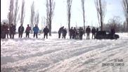 Зимно Рали Баховица 2016 Първи манш!